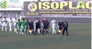 شاهد اهداف مباراة شباب الجزائر و موريتانيا – لقاء الذهاب من تصفيات امم افريقيا