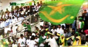 يوم المباراة ضد الجزائر ـ المرابطون ،، بكم نفتخر.