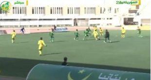 شباب مالي يتقدم ب 2 -0 على شباب موريتانيا  – الشوط الاول في الملعب الاولمبي بنواكشوط