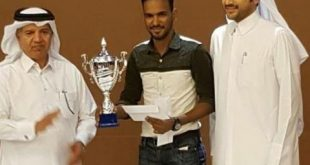 لاعب شطرنج موريتاني يفوز بالمركز الأول في بطولة للشطرنج بالدوحة