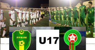 ملخص مباراة  المغرب – موريتانيا -تصفيات امم افريقيا للمنتخبات اقل 17 سنة – لقاء الإياب