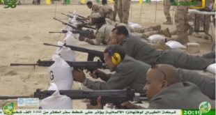 اختتام دورة الرماية التقليدية العسكرية 2016 – تقرير عبدو ولد احمين السالم لقناة الموريتانية