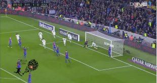 اهداف برشلونة وريال مدريد 1-1 – الكلاسيكو 3-12-2016
