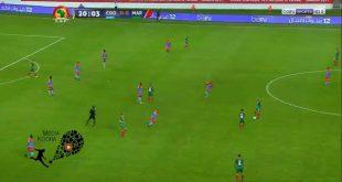 ملخص مباراة المغرب والكونغو الديمقراطية 0-1 شاشة كاملة ( كاس امم افريقيا 2017 ) HD