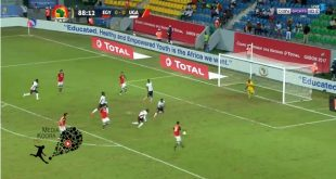 اهداف مباراة مصر واوغندا 1-0 شاشة كاملة ( كاس امم افريقيا 2017 ) HD