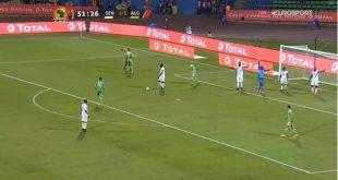 اهداف الجزائر / السنغال و تونس / زمبابوي – امم افريقيا 2017