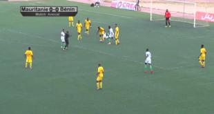 موريتانيا 1 – 0 بنين – تعليق حمود ولد اعمر –  ضربة الجزاء وهدف بســام HD