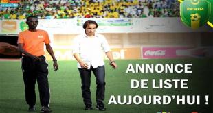 مارتينس يكشف قائمة المنتخب الوطني التى ستواجه البنين وكونغو