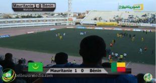 المرابطون يفوزون ودياً على منتخب بنين