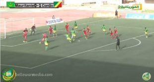 الحسن العيد يتمكن من تعديل النتيجة للمرابطون  أمام الكونغو 1-1