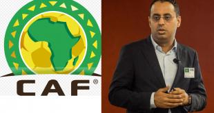 أحمد ولد يحي عضواً في اللجنة التنفيذية للكاف