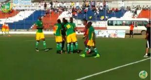 موريتانيا تفوز على ليبيريا في ارضها ضمن تصفيات أمم إفريقيا للمحليين 2-0