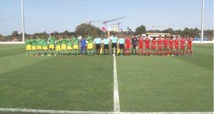 ملخص مبارات المنتخب الوطني الموريتاني للشباب والمنتخب المغربي للشباب