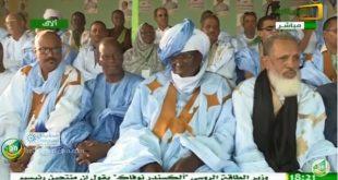 """ولد عبد العزيز من ألاك : الشعب الموريتاني لم يعد يثق في """"الموشوشين """" والمعارضة هي التى توجد معنا"""