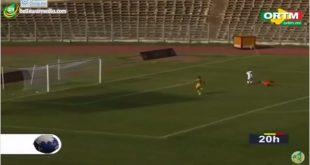 شاهد هدف موسي قرموقى الرائع في مرمى مالي والذي منح المرابطون التأهل للشان 2018