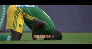 ملخص مباراة موريتانيا و مالي بطولة غرب إفريقيا 2017