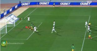 موريتانيا 0 :  1 غينيا  – هدف اللقاء + اخطر فرصة للمرابطون
