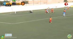 شاهد  اهداف مباراة الكونكورد الموريتاني و الترجي الرياضي التونسي  بنواكشوط 10/02/2018