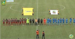 ملخص مباراة أفريكا سبورت الإيفواري و أف سي نواذيبو الموريتاني –  كأس الاتحاد الإفريقي لكرة القدم