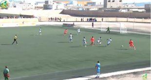 أفسي نواذيبو يتأهل للدور الثاني من كأس الاتحاد الإفريقي ، على حساب نادي أفريكا سبورت