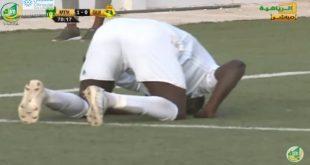موريتانيا تفوز على غينيا لأول مرة في التاريخ -أهداف اللقاء
