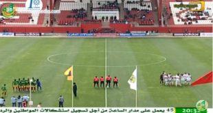 المتخب الوطني للشباب يعود إلى ارض الوطن بعد التأهل على نظيره المغربي – تقرير عبده أحمين سالم